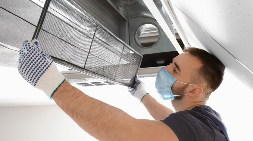 signs its time to clean your air ducts